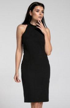 Nommo NA285 sukienka czarna
