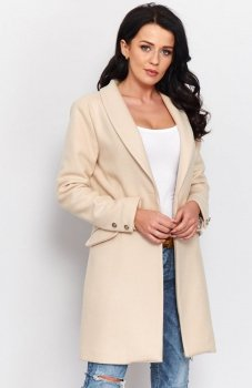Roco P002 płaszcz beżowy