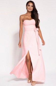 Dursi Lorica sukienka różowa