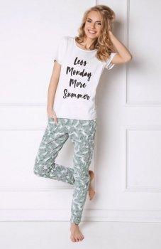 Aruelle Tropics Long piżama