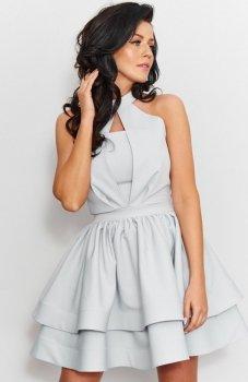 Roco 0202 sukienka szara
