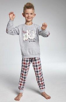 Cornette Kids Boy 174/83 My Family piżama