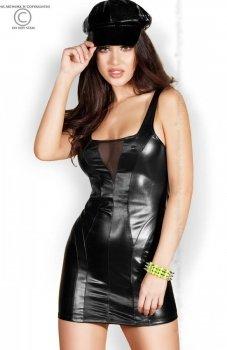 Chilirose CR-3577 sukienka czarna