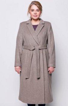 Cover TR2187 płaszcz mocca