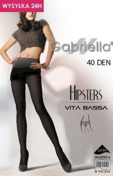 Gabriella Hipsters 40 Den Code 115 rajstopy