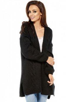 Lemoniade LS211 sweter czarny