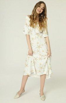 Sukienka z dekoltem Evie MAD490