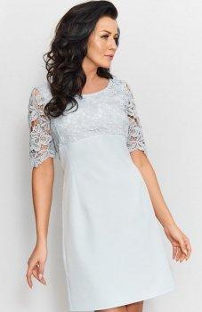 Roco 0205 sukienka szara