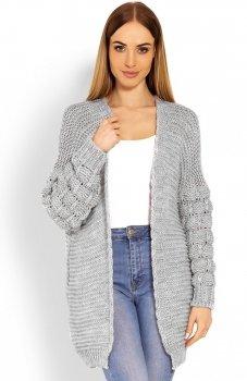 PeekaBoo 60003 sweter szary