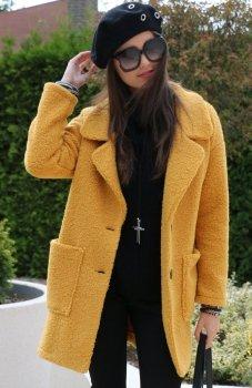 Roco 0012 płaszcz musztardowy