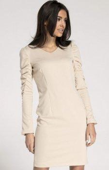 Ołówkowa sukienka wieczorowa NA1006