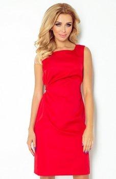 SAF 126-5 sukienka czerwona