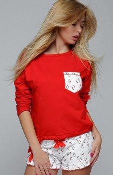 Sensis Red Penguin piżama