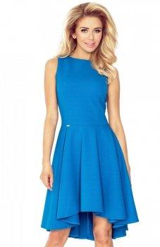 SAF 66-14 sukienka kobaltowa