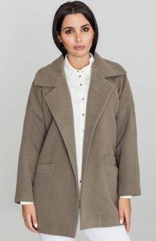 Figl M590 płaszcz oliwkowy