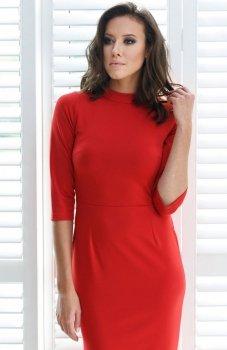 Lapasi L031 sukienka czerwona