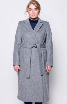 Cover TR2187 płaszcz szary