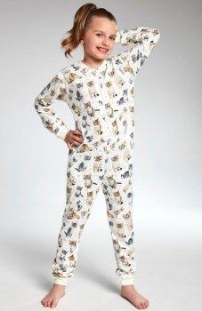 Cornette Kids Girl 105/100 Lovely Cats 3 kombinezon