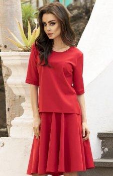 Lemoniade L237 sukienka czerwona