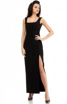 Moe MOE202 sukienka czarna