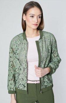 Click Fashion Boffa bomberka khaki