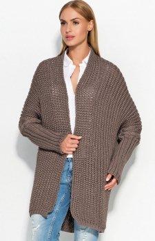 Makadamia S46 sweter cappucino