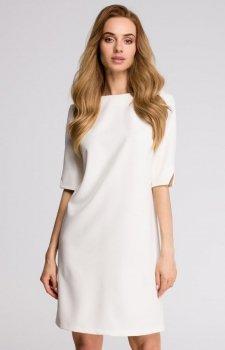 Style S113 sukienka ecru