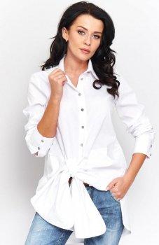 Roco B044 koszula biała