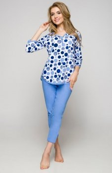 Regina 870 3/4 MAXI piżama