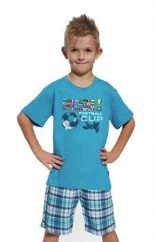 Cornette Kids Boy 789/65 Football Cup piżama