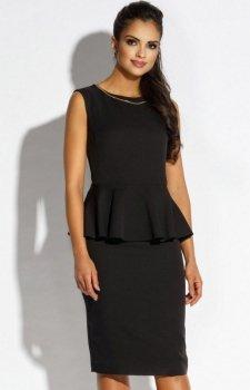 Dursi Mila sukienka czarna