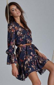 Ivon Aurelia sukienka w kwiaty