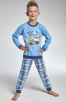 Cornette Kids Boy 593/72 Work piżama