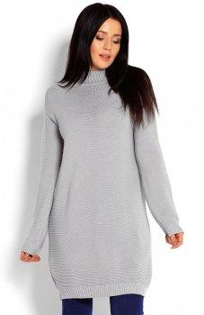 PeekaBoo 40009 sweter szary