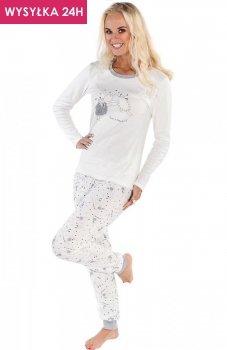 Italian Fashion Bona dł.r. dł.sp. piżama