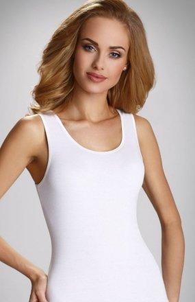 Eldar Clarissa MAXI koszulka biała