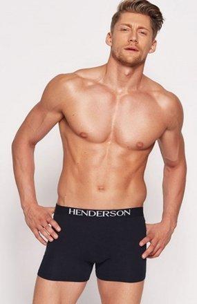 Henderson Bokserki Man 35218-99x Czarne