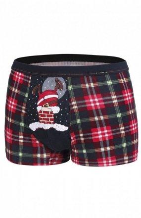 Cornette 007/51 Too Fat Merry Christmas bokserki