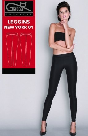 *Gatta New York 01 legginsy