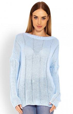 PeekaBoo 40007 sweter błękitny