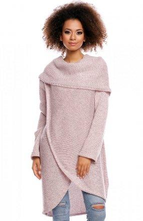 PeekaBoo 30051 sweter jasny róż