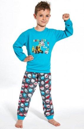 Cornette Kids Boy 593/106 Caps piżama