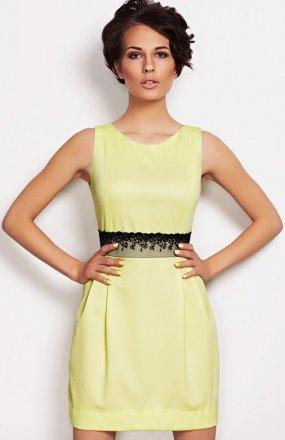 Vera Fashion Solange sukienka limonka