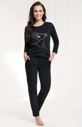 Luna 521 MAXI piżama damska