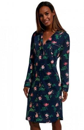*Koszula Cornette 104/209 Roses 6 dł/r