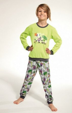 Cornette Kids Boy 593/90 Wege dł/r 86-128 piżama chłopięca