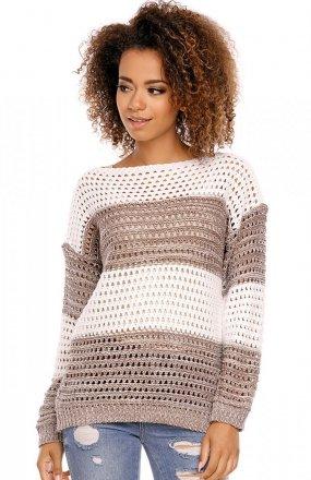 PeekaBoo 70002 sweter cappucino
