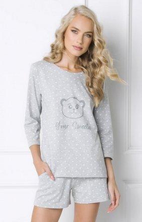 Aruelle Piżama Sweet Bear Short