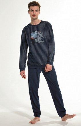 Cornette F&Y 967/34 Rock dł/r 164-182 piżama młodzieżowa