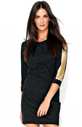 *Numinou NU139 sukienka czarna